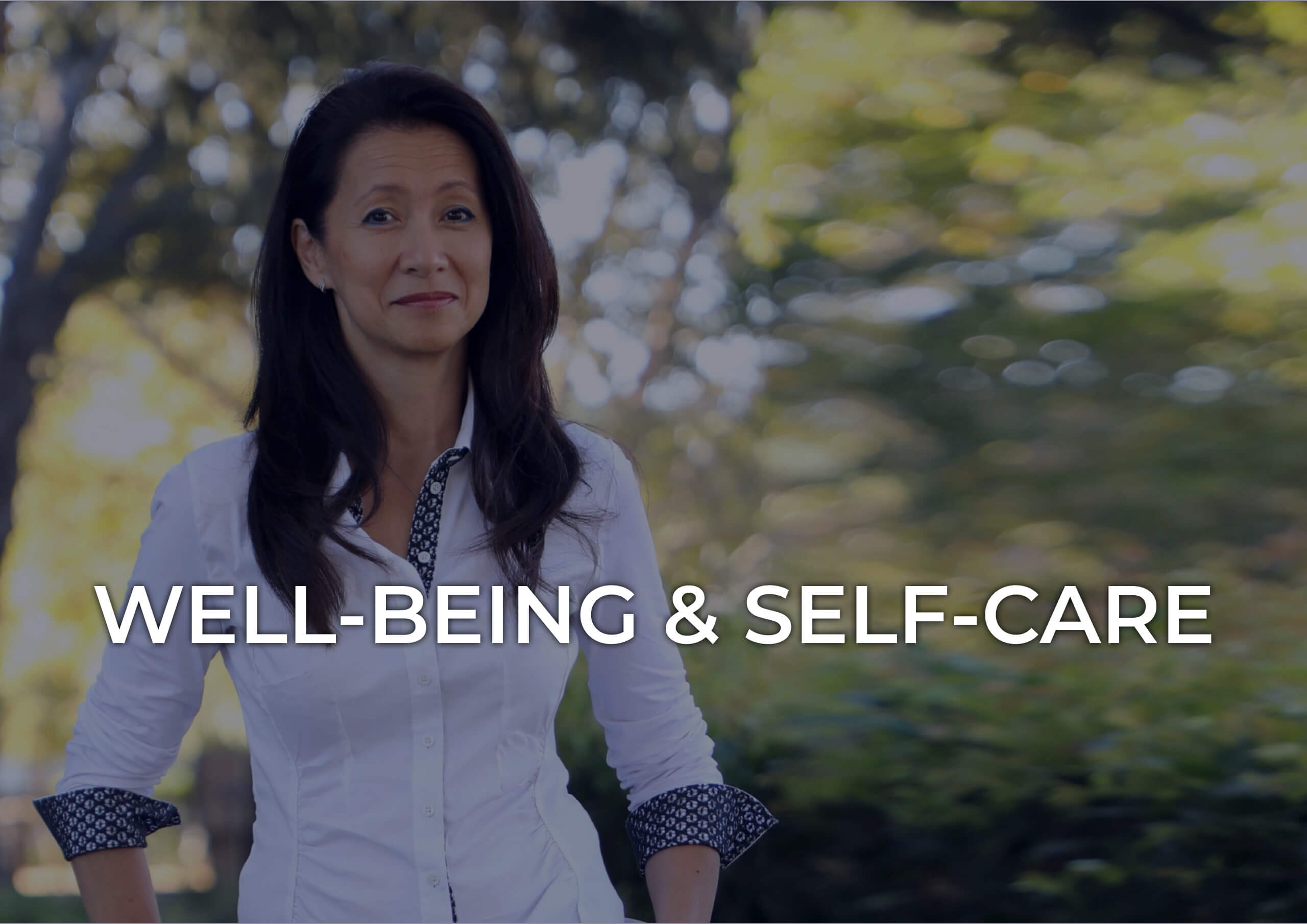 Well-Being & Self-Care